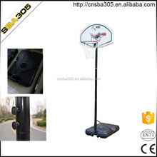2015 new design basketball stand equipment for office with EN71 from basketball stand hoop company SBA305