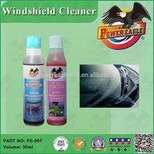 Pe altamente eficiente lavado de parabrisas fluido
