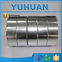 Strong Adhesive Solvent Aluminum Foil Butyl Tape With Free Samples