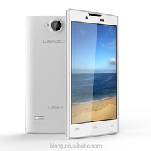 Leagoo lead 4 smart mobile phone 4inch cheap china smart cell mobile phone MTK6572 dual core