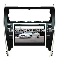 Android 4.2 Dashboard car DVD GPS navigation for To-yo-ta Ca-mry built in Wifi, support 3G