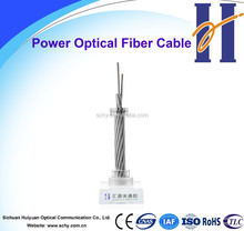 Overhead OPGW Optic Fiber Earth Wire