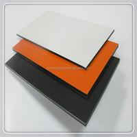drawing pvdf aluminium composite trailer panel