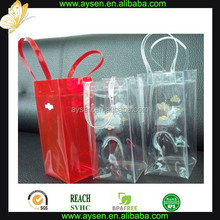 HOT selling PVC wine cooler bag