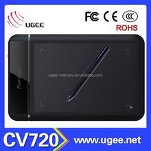 UGEE CV720 High quality factory direct sale digital pen tablet
