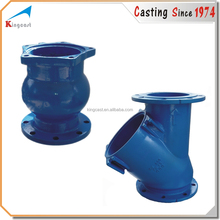OEM custom foundry products spheroidal graphite cast iron