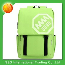 Youth candy colors college style travel school backpack china