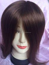 Elegant-wig pu injection toupee, whotsale factory cheap stock men toupee bese selling