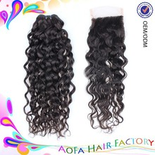 Cambodian Raw hair 100% virgin hair extension loose wave natural color full tight cuticle full end