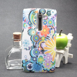 3D Sublimation Cell Phone Case Hard Cover For LG G2