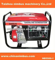 certificate home use portable gasoline generator bike bicycle front rear disc brakes