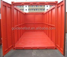 20ft new open top container shipping container good quality cheap price