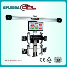 infrared wheel alignment equipment,portable wheel alignment machine