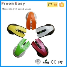 Good performance wholesale cheap wired mouse