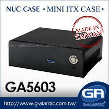 GA5603 - mejor conjunto de equipos HTPC caja de la PC nuc intel ordenador