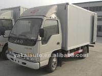 JAC Foton Cargo reefer Truck box ,body panels