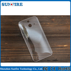 for htc one e8 clear hard case, clear case cover for htc one e8