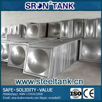 Wholesale Price 304 Stainless Steel Water Tanks Used For Sale