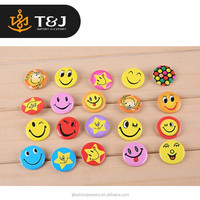 >>2015 Fashion hot sale Cute Style Novelty Children Jewelry Face Emoji Smile Brooch Badge Pin Brooches //
