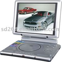 Flying 10 inch VGA/TV/GAME Portable DVD player