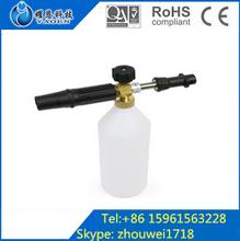 2015 Car Wash Foam Spray Gun, hand Car wash tool, easiest car washer