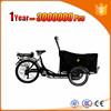 lithium battery electric bike three wheel for elderly