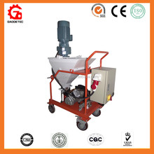 2015 Hot Sale Cement Sand Putty Plaster Pump Spray Plaster Machine