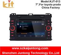 7 inch FOX Passat for prado Car DVD Player 3G WiFi Bluetooth ipod Radio USB SD GPS Navigation system