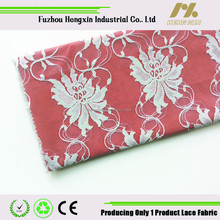 Latest lace fabric poly lace high quality french lace for lingerie wedding dress women dresses
