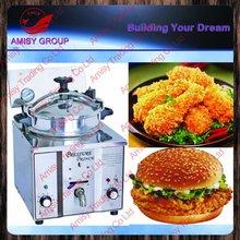 Hot chicken cooking fried machine