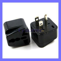 European to American Plug Adapter 220V USA Plug