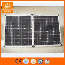 China manufacturer Foldable solar panel Portable solar kits mobile PV modules