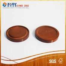 Designate manufacturers by world brand glass storage jar with wooden lid