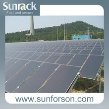 Photovoltaic system support,solar panel brackets/solar mounting support