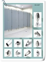 Stainless Steel Toilet Cubicle Partition Hardware