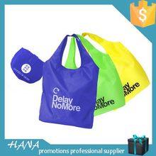 Cheap hot sale reusable polyester nylon bag