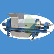 Wanda double vis fruits extracteur de jus commerciale / presse-agrumes / jus faisant la machine