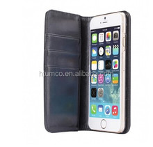 """Hot sell Book Style case,PU Leather case,phone protector for Apple iPhone 6 4.7"""""""