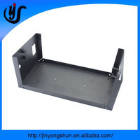 High precision bending metal aluminum parts custom metal bracket fabrication