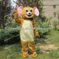2015 Hot Popular tom & jerry mascot / tom & jerry costume