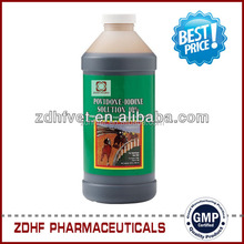 Sterilization and disinfection liquid povidone iodine solution 10%