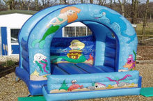 Little mermaid/Inflatable Bouncer House