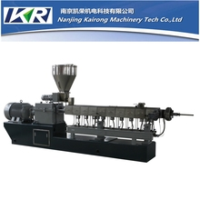 CE & competitive price TSE-75 Parellel Co-rotating Twin Screw Plastic Extruder
