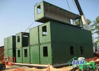 Prefabricated House Container 20ft HQ, 40ftHQ