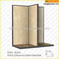 Showroom Wall Tile Display Racks -SY001