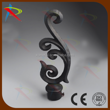 ornamental cast iron fence finials