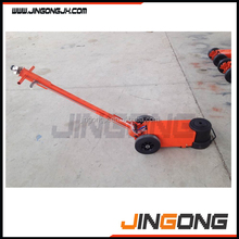 50T pneumatic hydraulic bottle jack/air car jack for sale