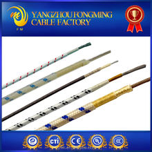 China Manufacturer Cheap Heat Resistant Insulation Multilayer Braided Electrical Wire