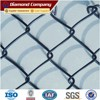 For Security chain link fence stainless steel chain link fence(professional manufacturer) /Anping Facotry Economic Silver PVC Co