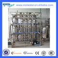 Agua ultrapura EDI diálisis sistema de ósmosis inversa / plantas para el campo de la medicina